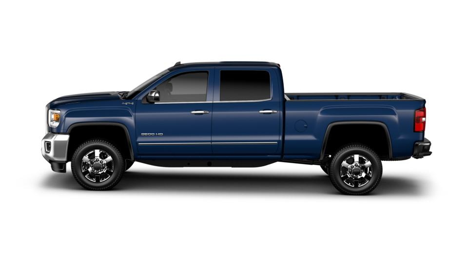 new stone blue 2017 gmc sierra 2500hd crew cab standard box 4 wheel drive slt for sale in. Black Bedroom Furniture Sets. Home Design Ideas