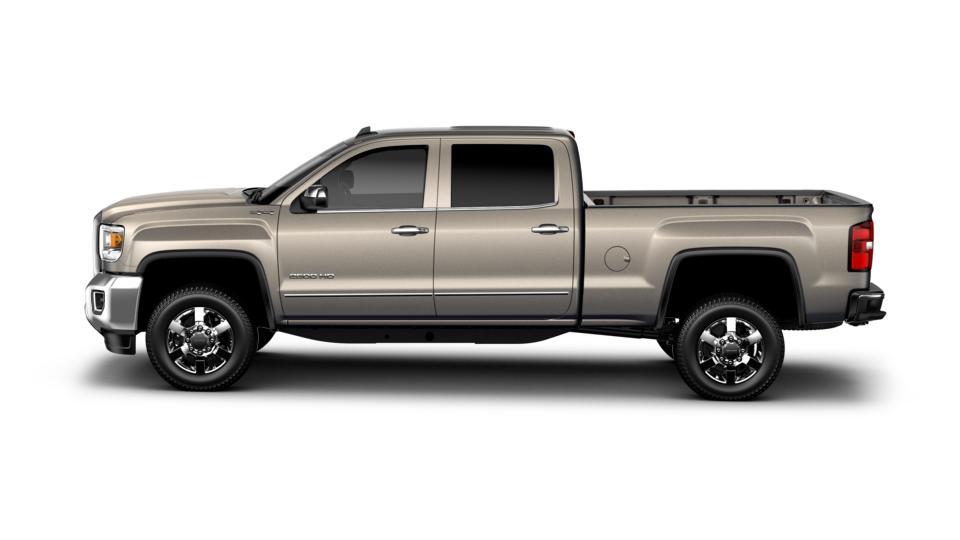 new truck 2017 pepperdust metallic gmc sierra 2500hd crew cab standard box 4 wheel drive slt for. Black Bedroom Furniture Sets. Home Design Ideas