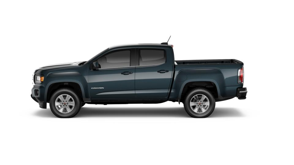 dallas dark slate metallic 2017 gmc canyon new truck for sale h1275010. Black Bedroom Furniture Sets. Home Design Ideas