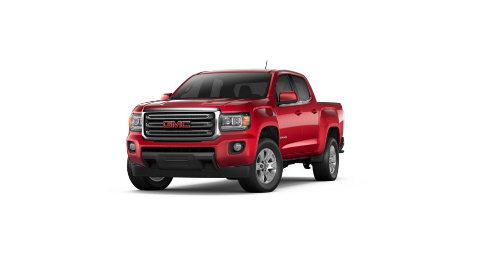 new 2017 crimson red gmc canyon 2wd crew cab sle for sale in tennessee 1gtg5cen8h1250386. Black Bedroom Furniture Sets. Home Design Ideas