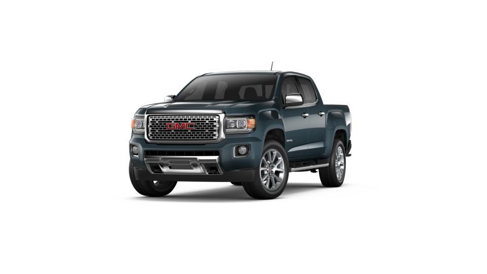 martinsville dark slate metallic 2017 gmc canyon new truck for sale r334. Black Bedroom Furniture Sets. Home Design Ideas