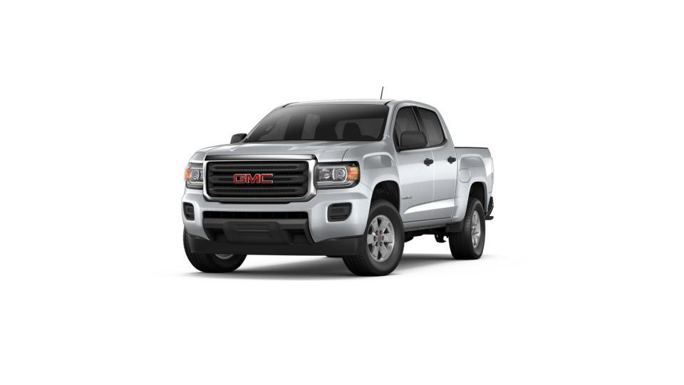 east el paso quicksilver metallic 2017 gmc canyon new truck for sale t170573. Black Bedroom Furniture Sets. Home Design Ideas