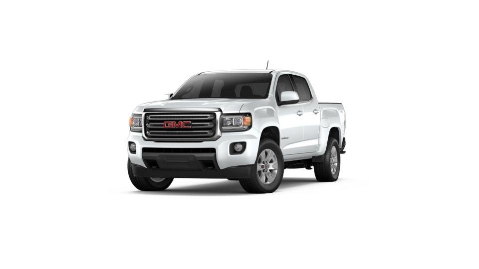 new truck 2017 summit white gmc canyon crew cab short box 4 wheel drive sle for sale in tx. Black Bedroom Furniture Sets. Home Design Ideas