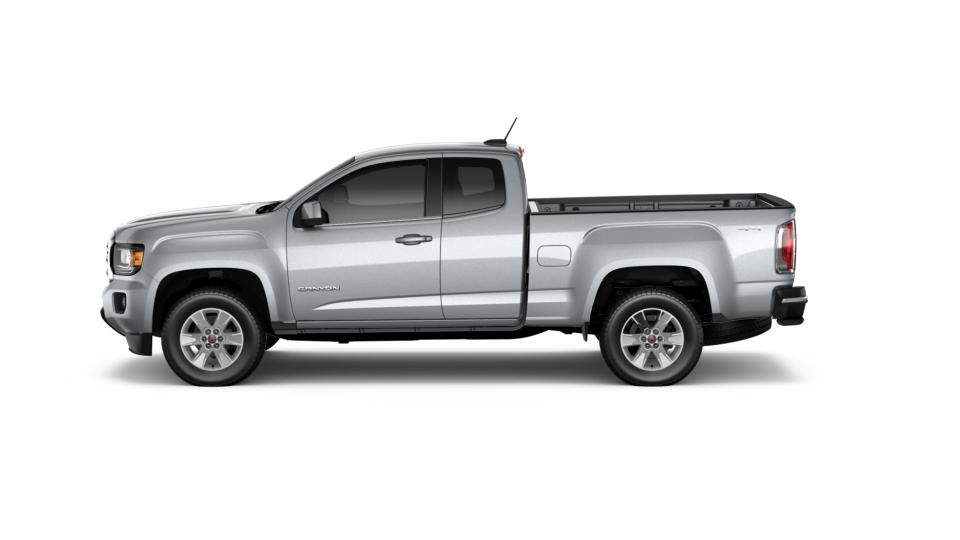 new 2017 quicksilver metallic gmc canyon extended cab long box 4 wheel drive sle for sale in. Black Bedroom Furniture Sets. Home Design Ideas