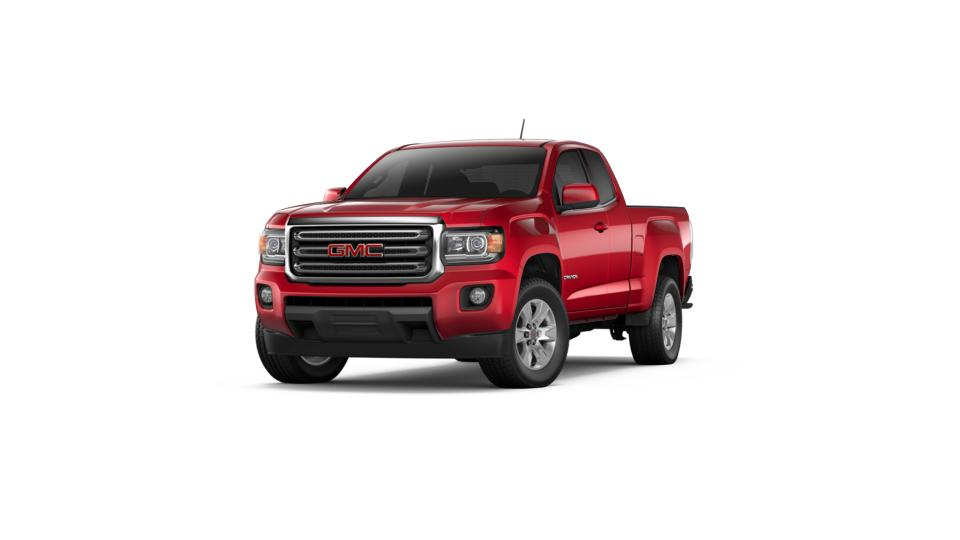 new 2017 red quartz tintcoat gmc canyon extended cab long box 2 wheel drive sle for sale in. Black Bedroom Furniture Sets. Home Design Ideas
