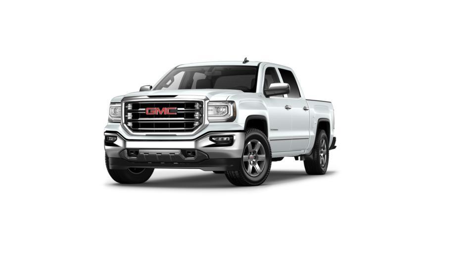 Danvers Summit White 2018 Gmc Sierra 1500 New Truck For