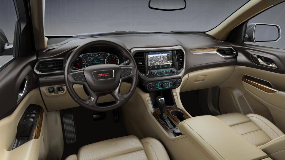 White Frost Tricoat 2018 Gmc Acadia New Suv For Sale