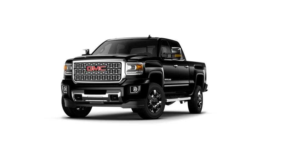 onyx black 2018 gmc sierra 3500hd new truck for sale in pocatello. Black Bedroom Furniture Sets. Home Design Ideas