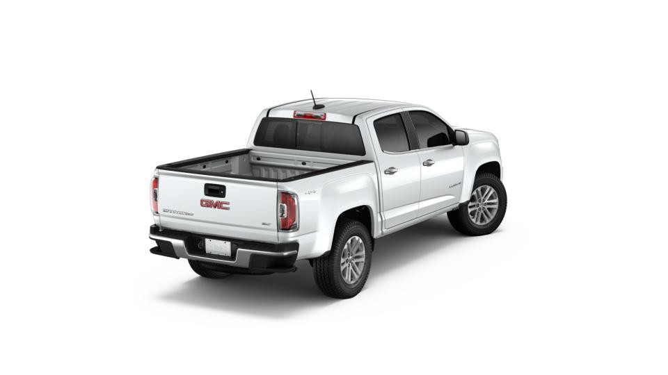 Durham 2018 Summit White Gmc Canyon For Sale At Charles