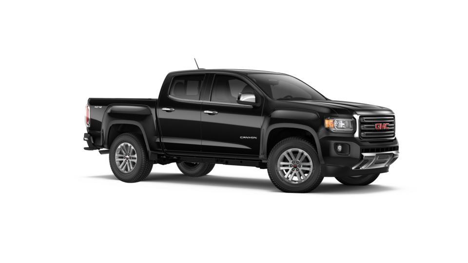 Houston Onyx Black 2018 Gmc Canyon New Truck For Sale