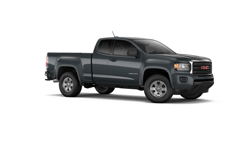 Cadillac Accessories Henderson >> 2018 Dark Slate Metallic GMC Canyon for Sale at Charles Boyd Chevrolet Buick GMC