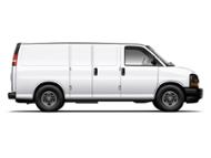 Chevrolet Express Cargo Van for sale in Wilmington NC