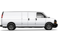 Chevrolet Express Cargo Van for sale in Colma California