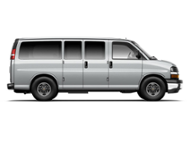 Chevrolet Express Passenger for sale in Colma California