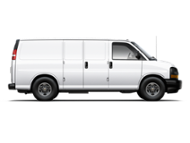 Chevrolet Express Cargo Van for sale in Detroit MI