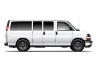Chevrolet Express Passenger for sale in Detroit MI