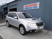 SUBARU FORESTER 2.0XT - 5sp Manual 2008
