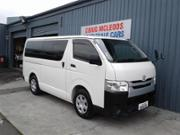 TOYOTA HIACE DX 6 Seater 2015