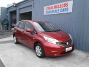 NISSAN NOTE X 2012