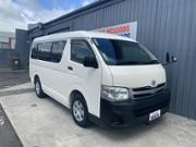 TOYOTA HIACE DX 10 Seater 2013