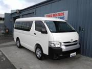 TOYOTA HIACE DX 10 Seater 2014