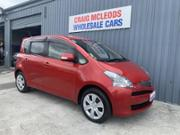 TOYOTA RACTIS G L-Package 2009