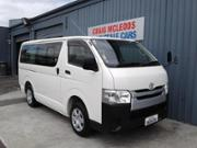 TOYOTA HIACE DX 5 Door 2015
