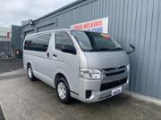 TOYOTA HIACE DX GL-Package 2015