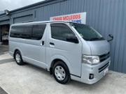 TOYOTA HIACE DX GL-Package 2011