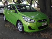 HYUNDAI ACCENT 1.6 NZ NEW,MUITI AIR BAGS 2013