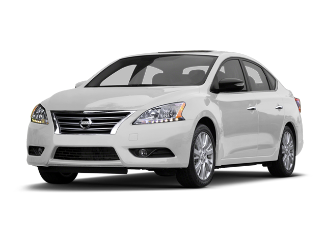 2013 Nissan Sentra Vehicle Photo In Stratford, ON N5A 3K1