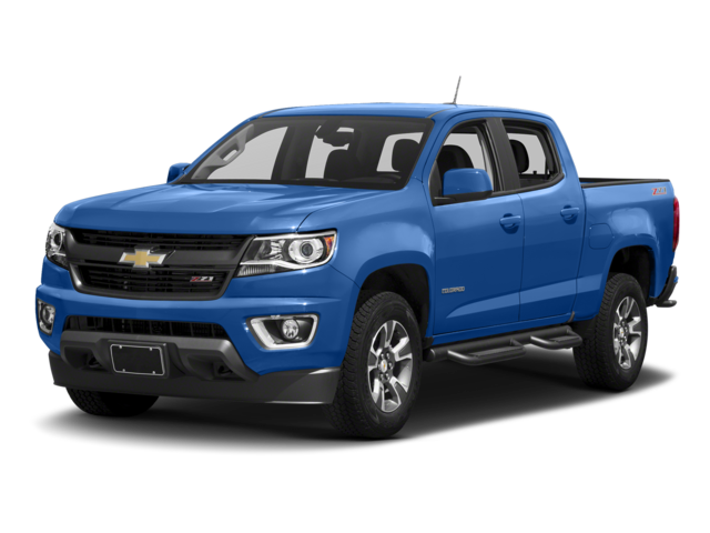 2018 Chevrolet Colorado for sale at Quantrill Chevrolet ...