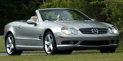 2005 Mercedes Benz SL Class Vehicle Photo In Des Moines, IA 50325