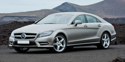 2014 Mercedes Benz CLS Class Vehicle Photo In Genoa, IL 60135
