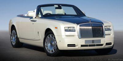 2016 Rolls-Royce Phantom Coupe