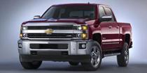 2017 Silverado 3500HD High Country