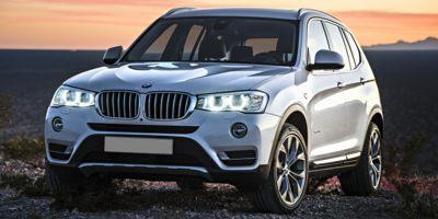 2017 BMW X3 xDrive28i at Bergstrom Automotive