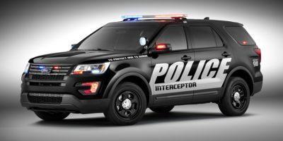 2017 Ford Police Interceptor Utility at Bergstrom Automotive