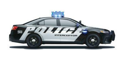 2017 Ford Police Interceptor Sedan