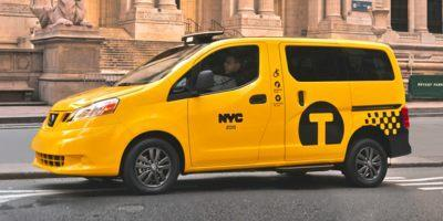 2017 Nissan NV200 Taxi