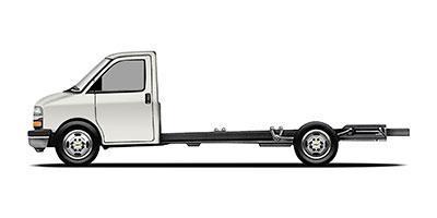 2018 Chevrolet Express Commercial Cutaway