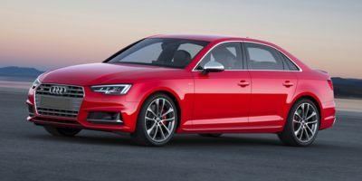 2018 Audi S4 at Phil Long Dealerships
