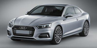2018 Audi A5 Coupe at Phil Long Dealerships
