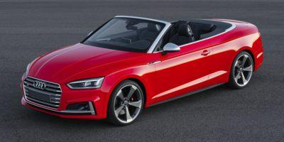 2018 Audi S5 Cabriolet at Bergstrom Imports on Victory Lane