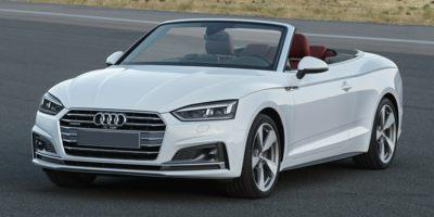 2018 Audi A5 Cabriolet at Bergstrom Imports on Victory Lane
