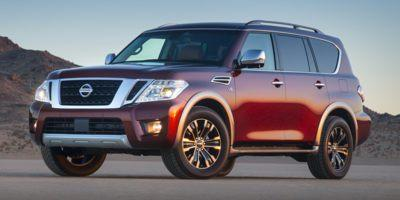 2018 Nissan Armada at Bergstrom Imports on Victory Lane