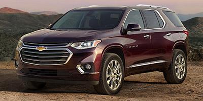 2018 Chevrolet Traverse at Phil Long Dealerships
