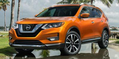 2018 Nissan Rogue at Bergstrom Imports on Victory Lane
