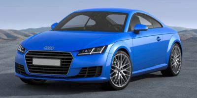 2018 Audi TT Coupe at Phil Long Dealerships