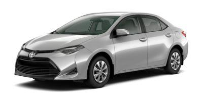 2018 Toyota Corolla at Phil Long Dealerships